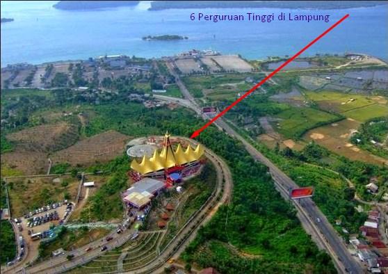 6 Daftar Terlengkap Universitas Negri yang ada di Lampung