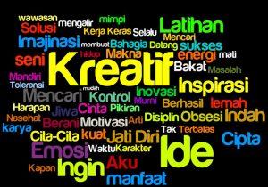 pengertian kreatif