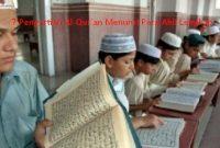 Pengertian Al-Qur'an Menurut Para Ahli
