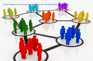 Pola Hubungan Antar Kelompok Sosial Manurut Para Ahli
