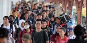 pengertian migrasi menurut para ahli