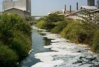 pengertian pencemaran air menurut para ahli
