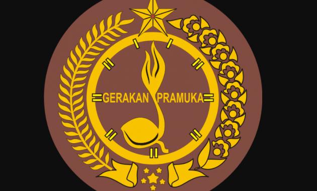 logo pramuka pelantikan