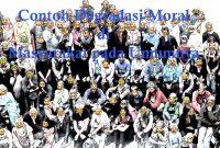 Contoh Degradasi Moral di Indonesia