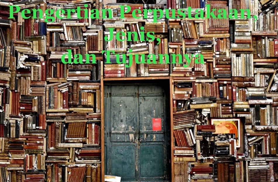 Perpustakaan Adalah